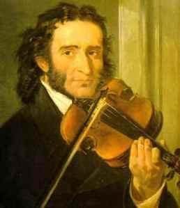 Belajar dari Niccolo Paganini