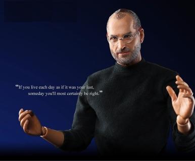 Belajar dari Steve Jobs