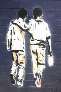 Kisah Dua Orang Pemuda