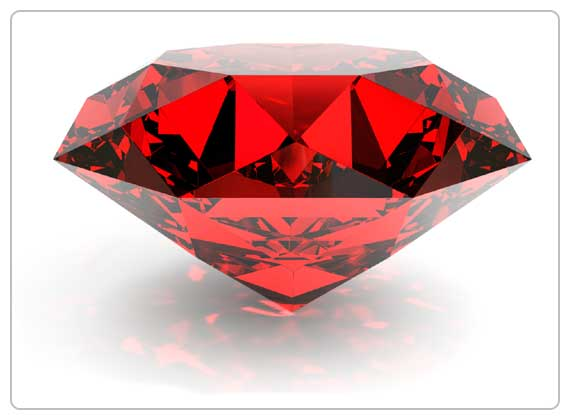 Cerita Inspiratif: Kisah Batu Ruby Yang Retak
