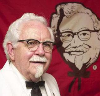 Belajar Dari Kolonel Sanders