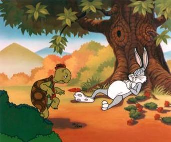 Kisah Kura-Kura dan Kelinci
